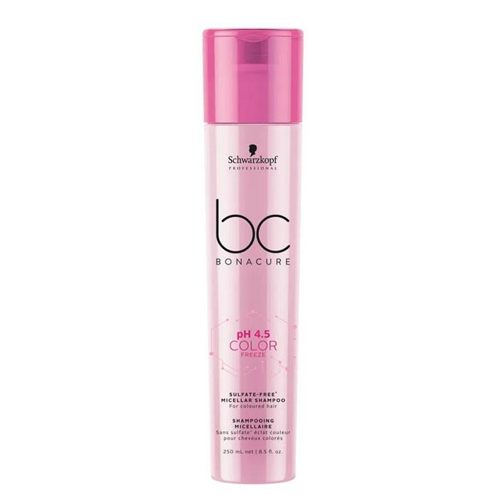 Shampoo sem Sulfato pH 4.5 Color Freeze Micellar Schwarzkopf
