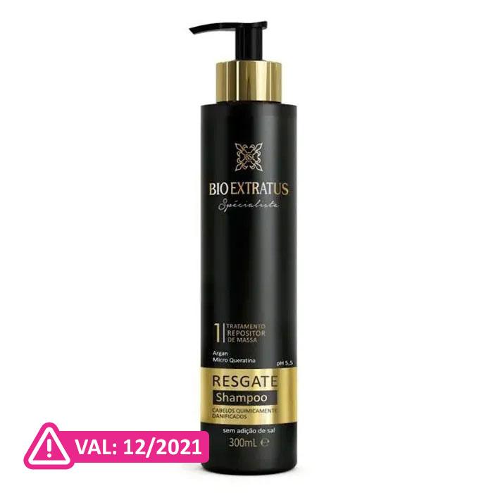 Shampoo Specialiste Resgate Bio Extratus