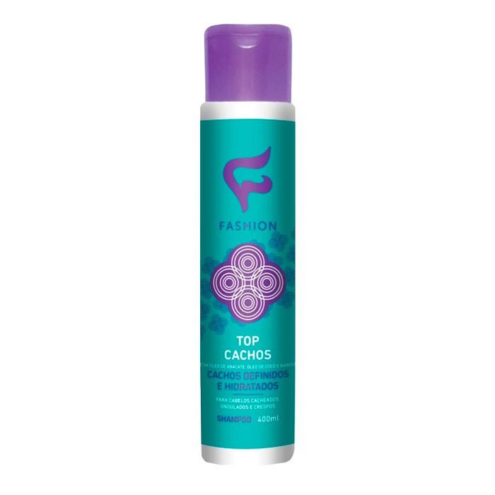 Shampoo Top Cachos Fashion 400ml