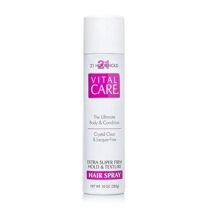 Spray Fixador Hold Texture Vital Care 21 Horas 283g