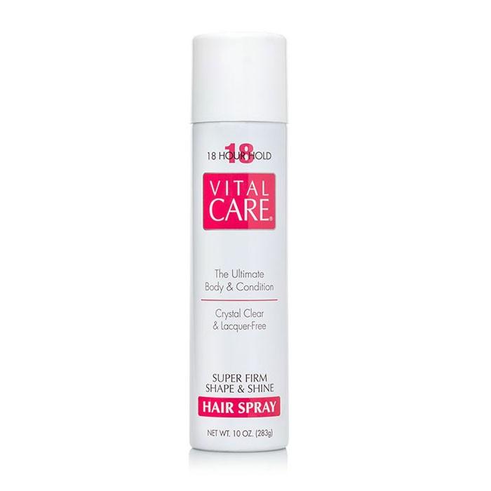 Spray Fixador Shape & Shine 18 Horas Vital Care 283g
