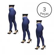 Kit 3 Legging Suplex (Cores Sortidas)