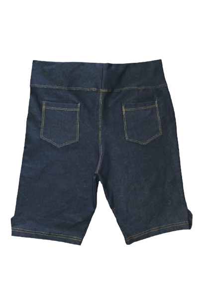 Bermuda Cotton Jeans Armazém