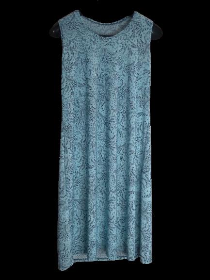 Kit 2 Vestidos Feminino Liganete Regata Diversas Estampas