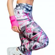 Calca Pit Bull 34075 Legging Fitness
