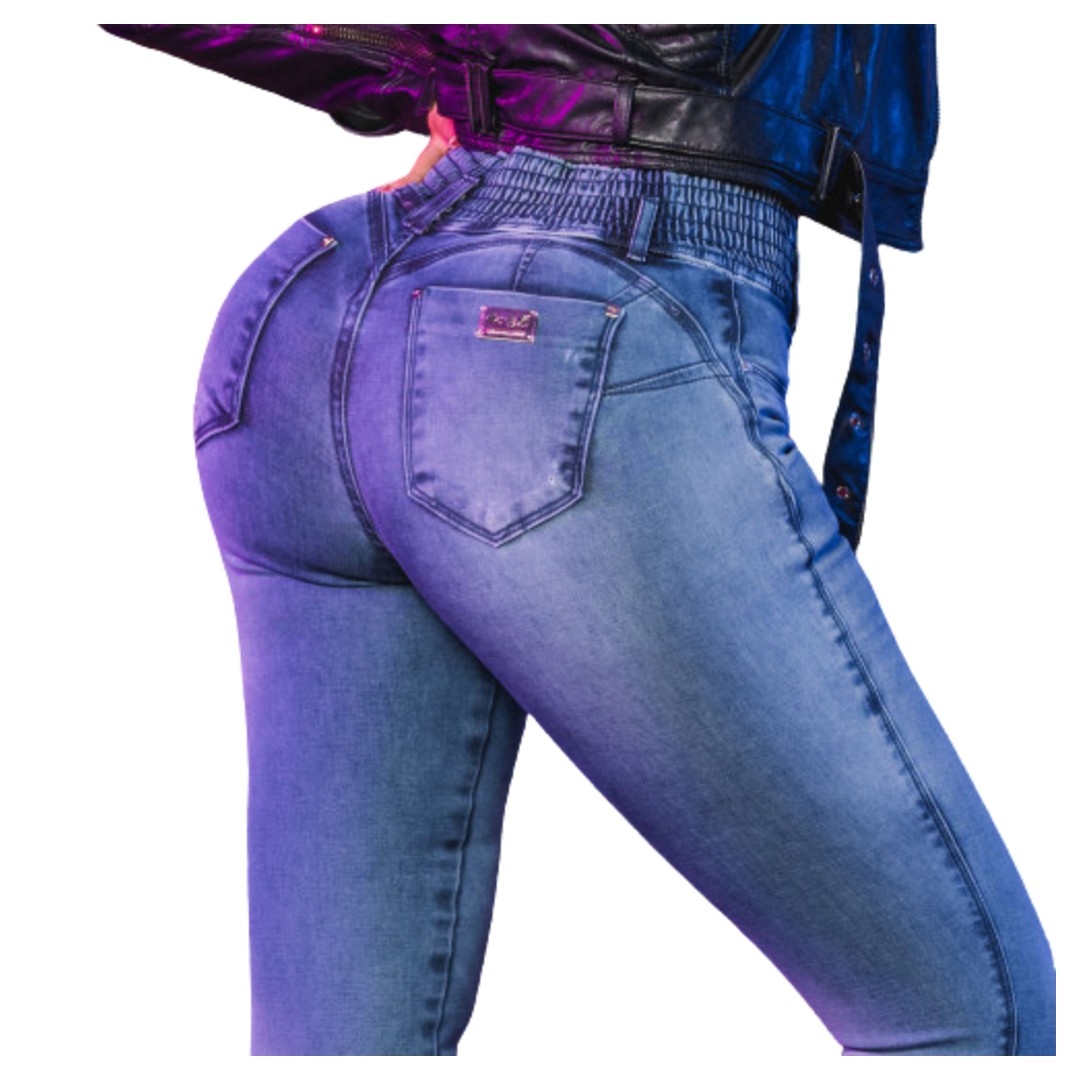 Calça Feminina Pit Bull Jeans Cintura Modeladora CÓs MÁgico