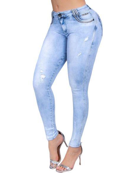 Calça Jeans Lançamento Pit Bull Ref. 32995