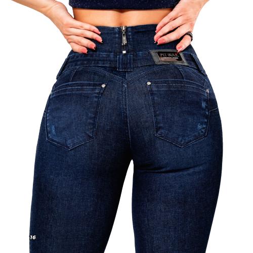 Calça Pit Bull Jeans 39416 CÓs Magico Ziper Modeladora