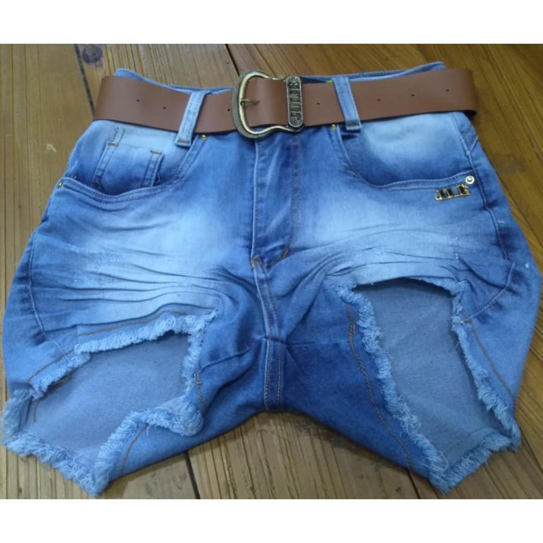 Short Jeans Basic Julie Drap