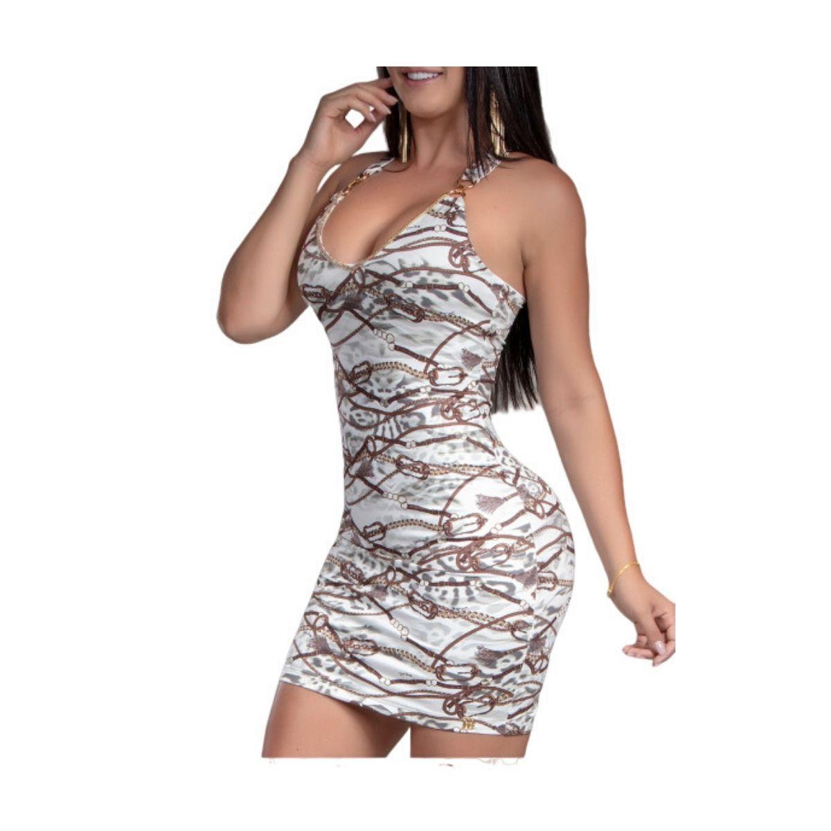 Vestido Pit Bull 28975 Regata Sexy