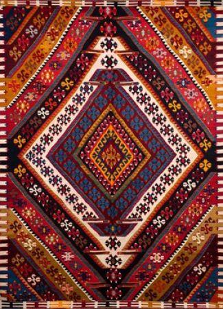 Tapeçaria de Parede Casa Meva Bolivian 100x140cm