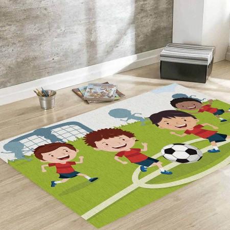 Tapete Futebol 200x140 cm