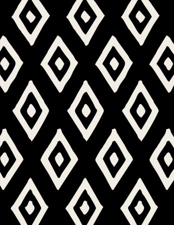 Tapete Infantil Étnico Tribos Preto 140 x 180 cm