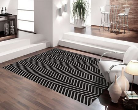 Tapete Casa Meva Chevron Simple 200x140cm