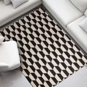 Tapete para Sala Casa Meva Hexagon 200 x 140 cm