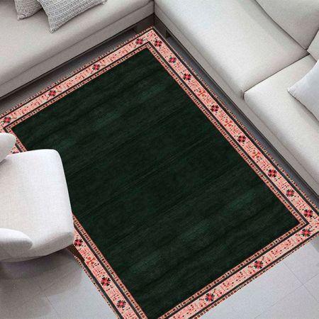 Tapete Casa Meva Shirvan Talish Verde 200 x 140cm