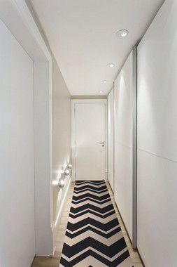 Passadeira Casa Meva® Chevron Largo - 66 x 180 cm