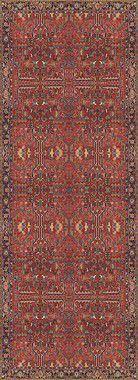 Passadeira Persa Classic Red 66 x 240 cm