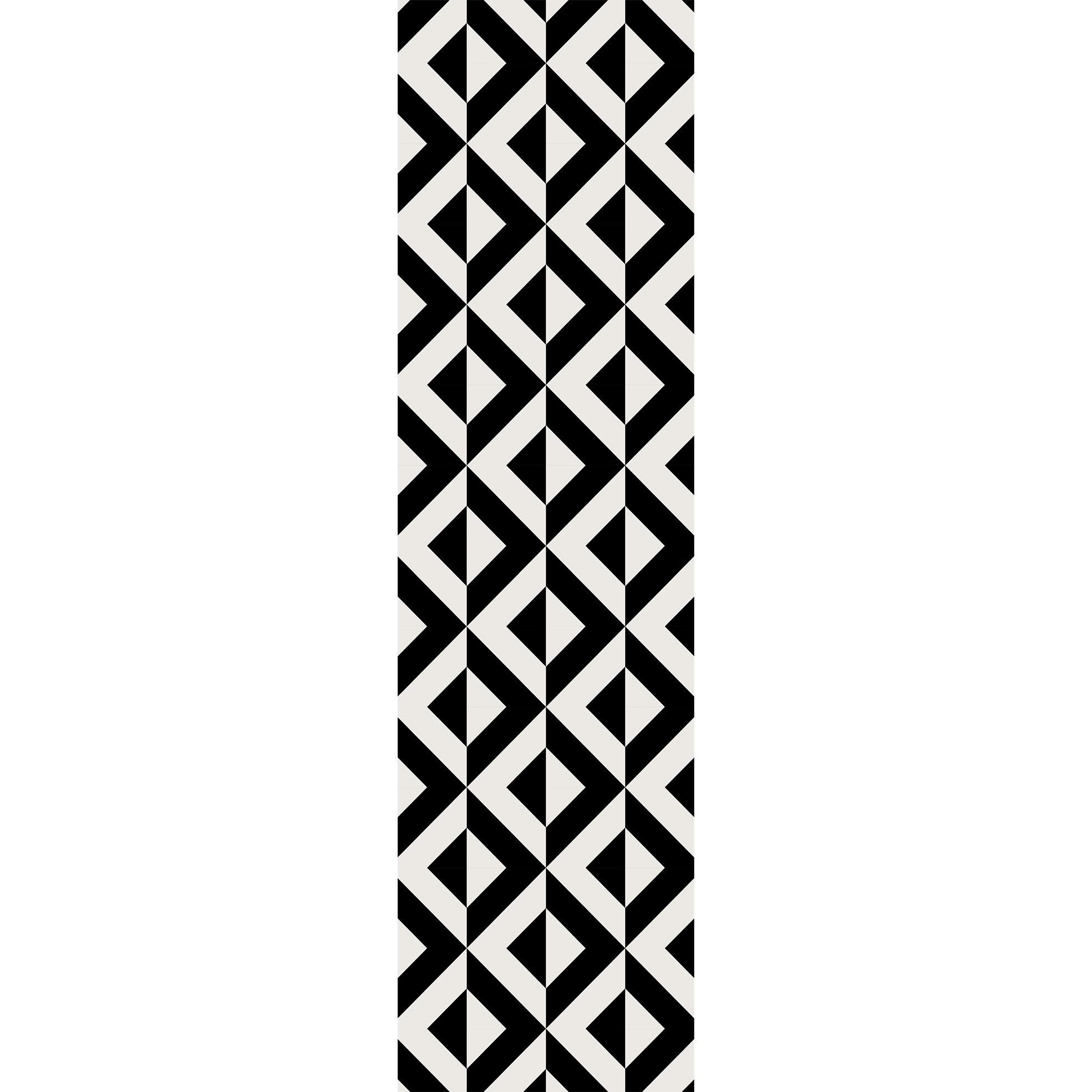 Passadeira Illusion - 66 x 240 cm