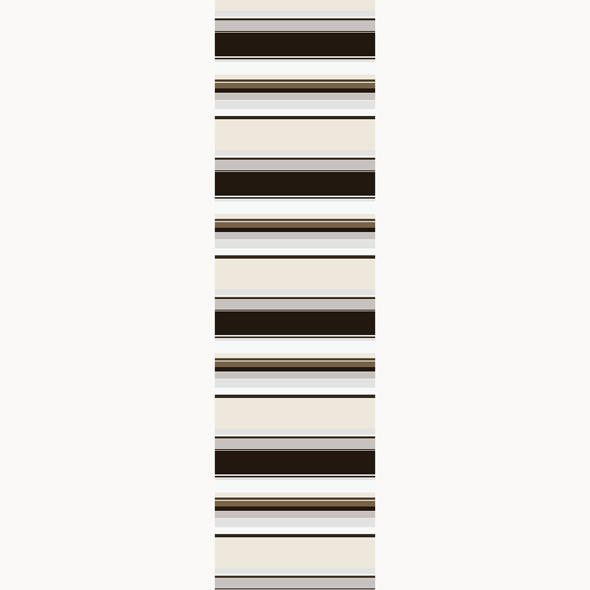 Passadeira Rayas Classic - 66 x 240 cm