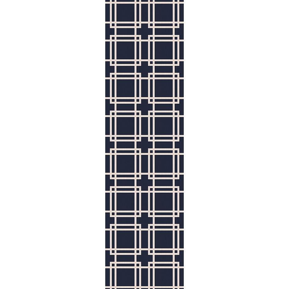 Passadeira Squares - 66 x 240 cm