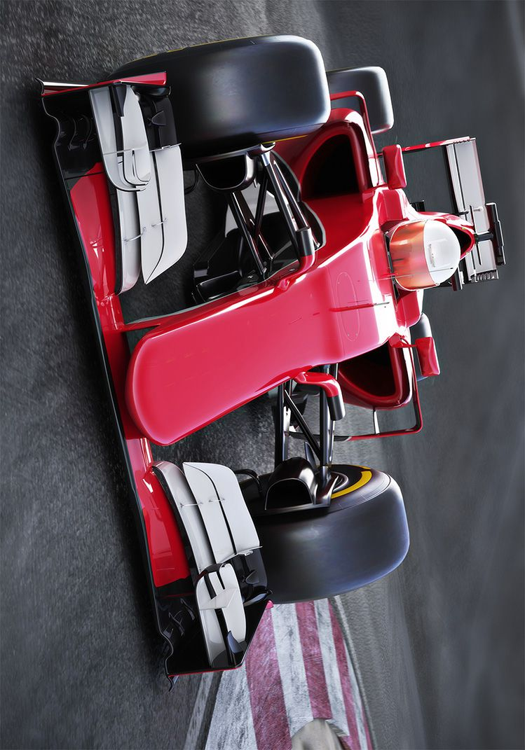 Tapete F1 200x140 cm