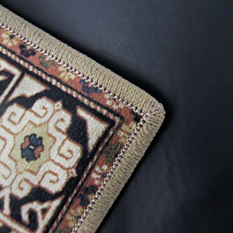 Tapete Infantil Ethnic Bege 140 x 180 cm
