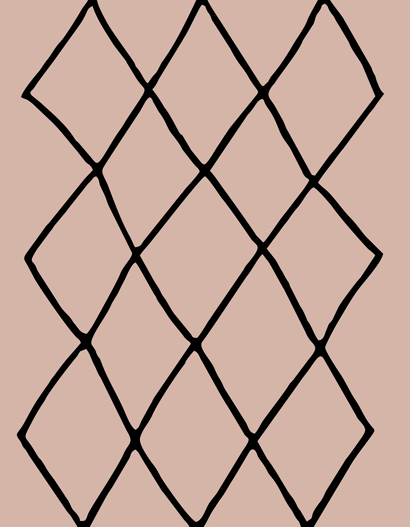Tapete Infantil Étnico Tribal 140 x 180 cm