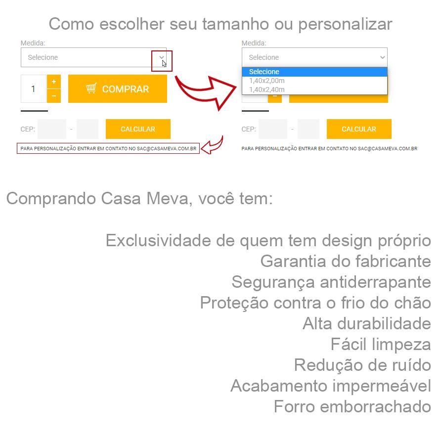 Tapete Influencer @blognossacasinha