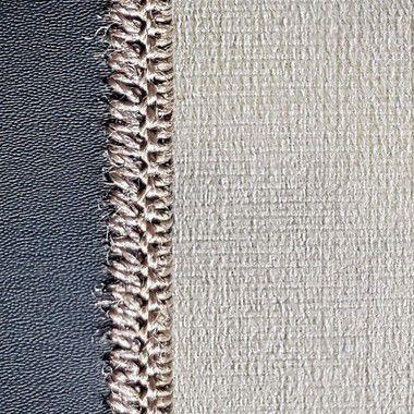Tapete para Sala Chevron Largo Preto 200 x 140 cm