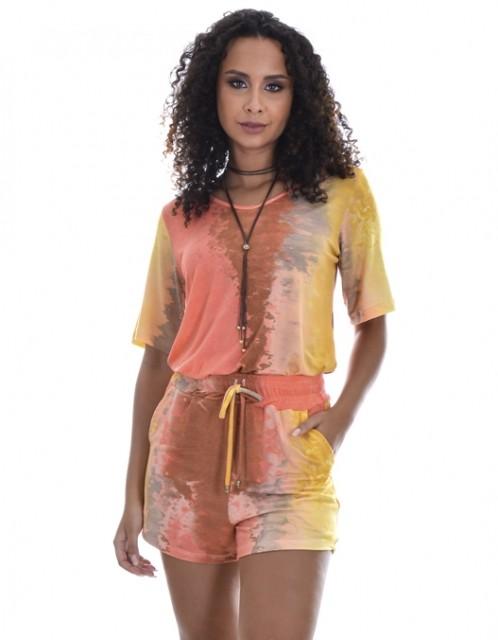 Shorts OCNA BRASIL Verão Tie Dye