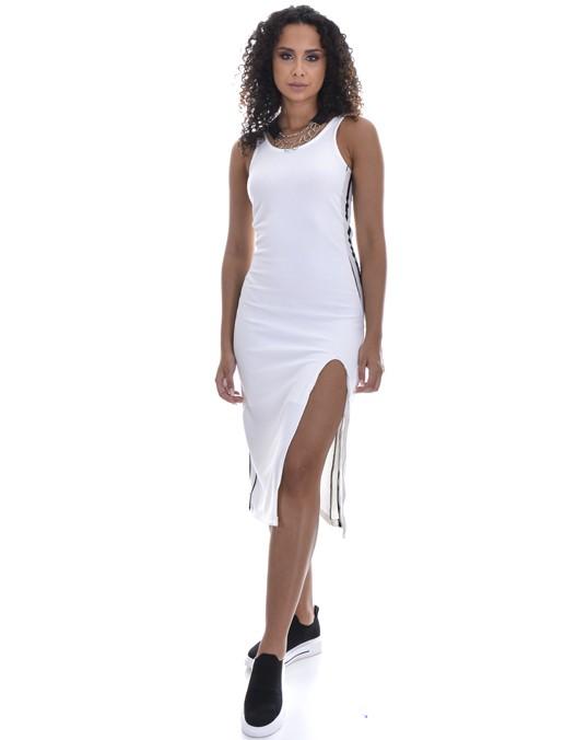 Vestido OCNA BRASIL Midi Ribana