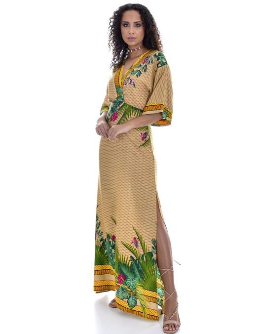 Vestido OCNA BRASIL Tropical