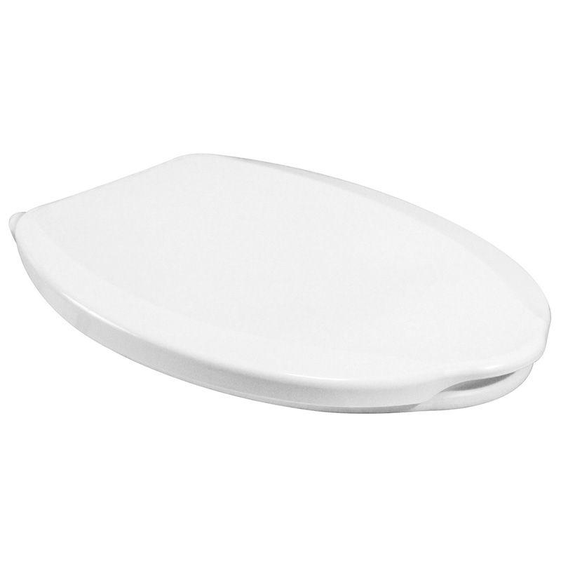 Assento Sanitário - Viqua, Branco, Plástico, Pratic