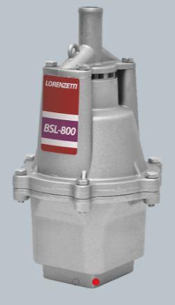 BOMBA SUBMERSA BSL-800 220V LORENZETTI