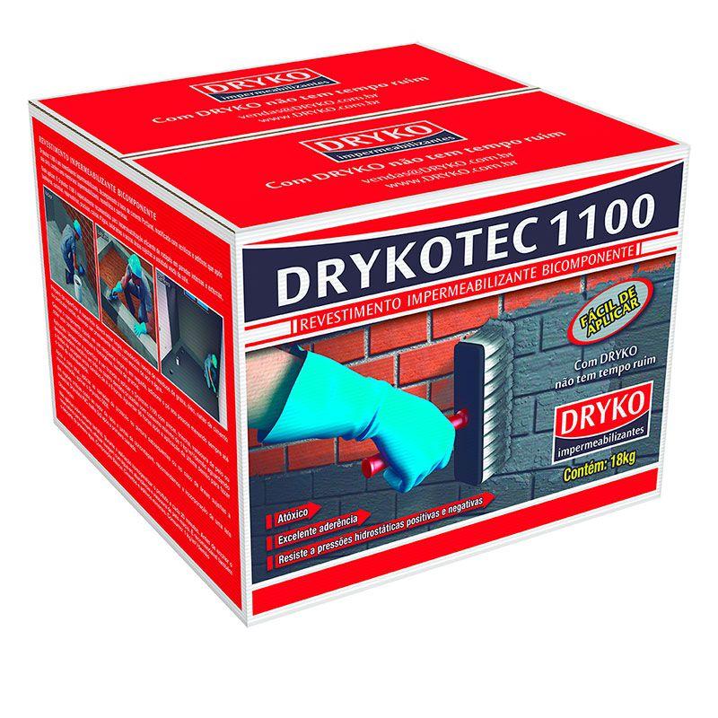 Drykotec 1100 - Impermeabilizante, para laje, Parede