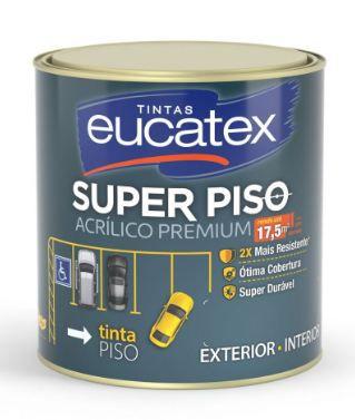 EUCATEX PISO CONCRETO 900ML
