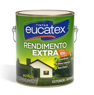 EUCATEX RENDIMENTO EXTRA OCEANO 3.6L