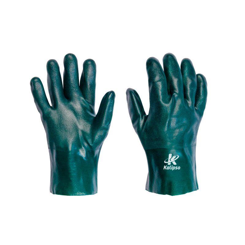 Luva PVC - Kalipso, 27cm, EPI, 9,5