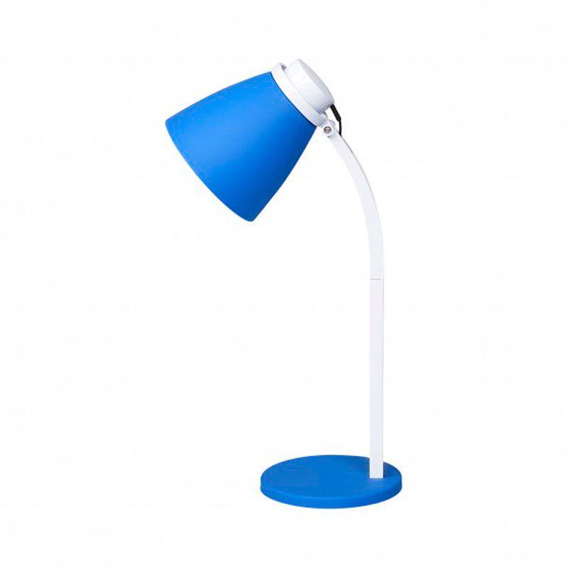Luminária - de Led, de Mesa, Gaya, Azul, Bivolt