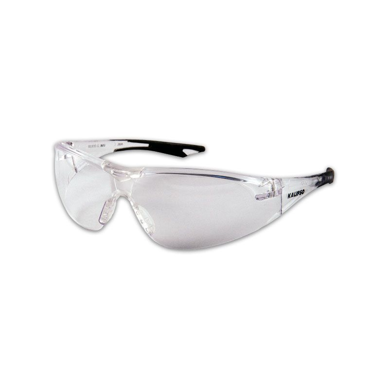 Óculos de Proteção - Bali, Cinza, Transparente, Kalipso