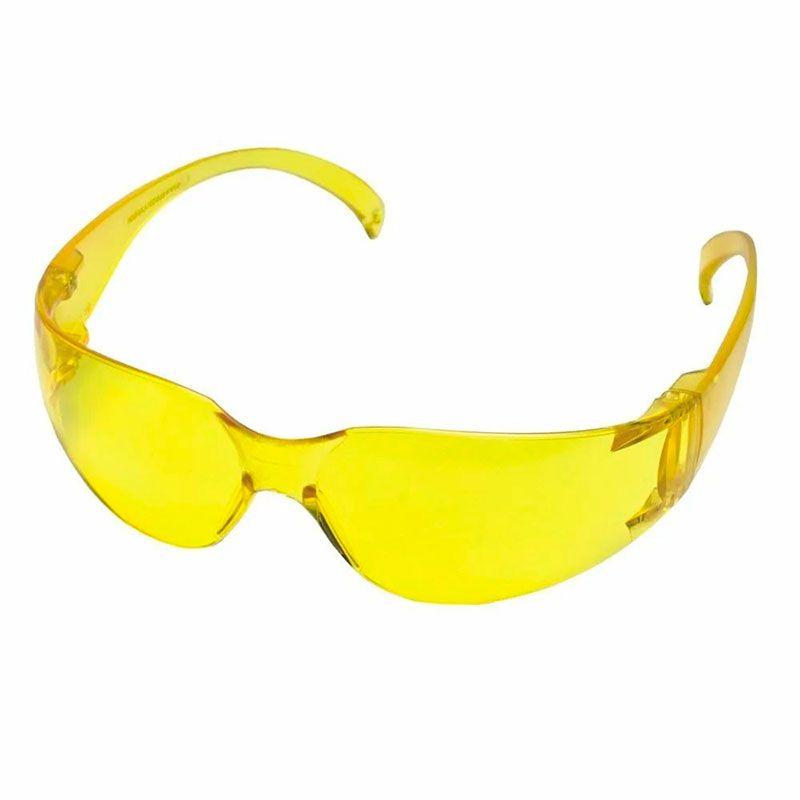 Óculos de Proteção - Leopardo, Kalipso, Amarelo