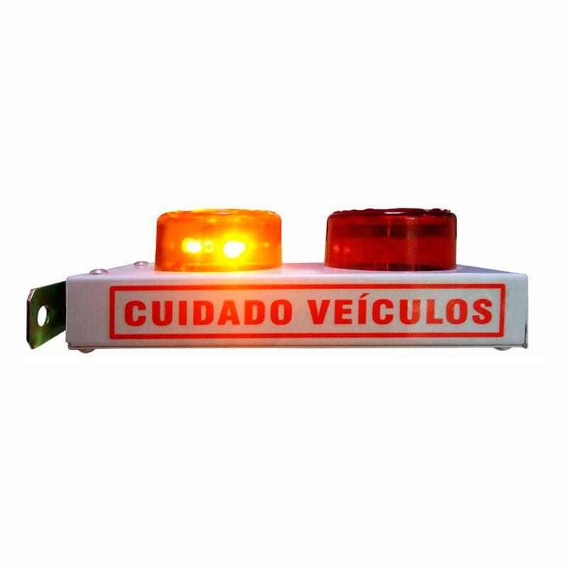 Sinalizador - De Garagem, LED, DNI, Bivolt, Portão