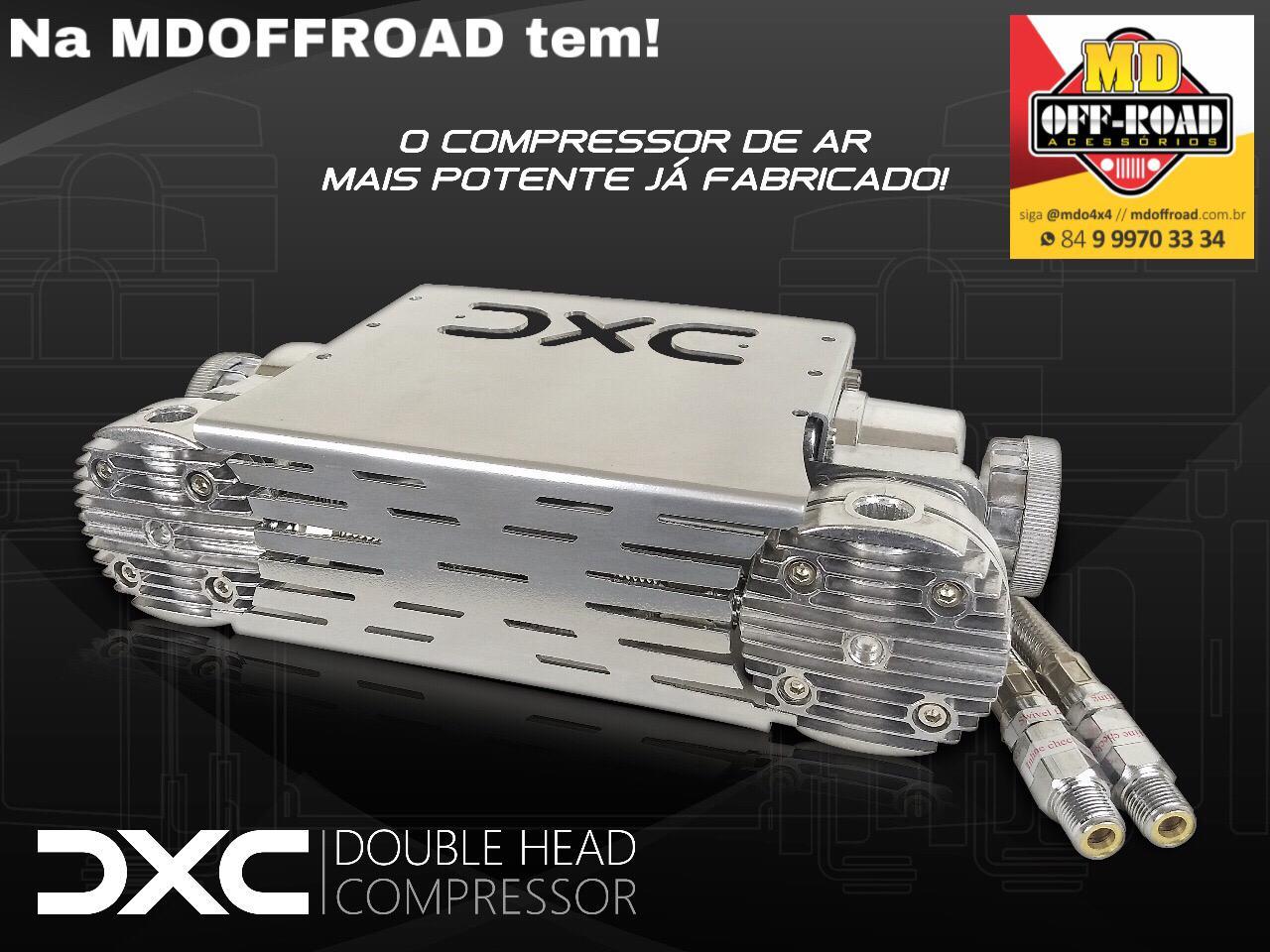 COMPRESSOR DE AR DXC 200 PSI