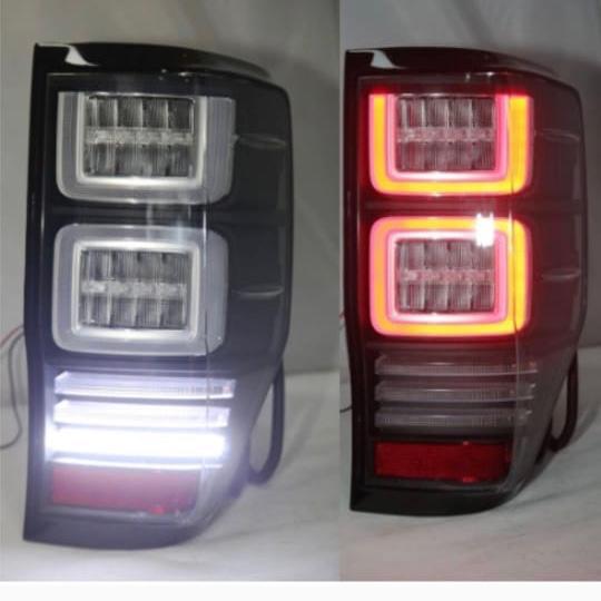 Lanterna Led Ranger 2013/20 Modelo Raptor