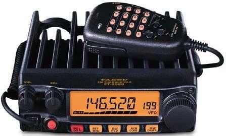 Radio Yaesu FT2980