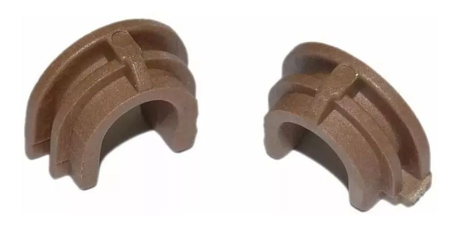 Bucha Rolo Pressor Pressão Hp Laserjet M1120 M1522 P1005 P1505 - Par