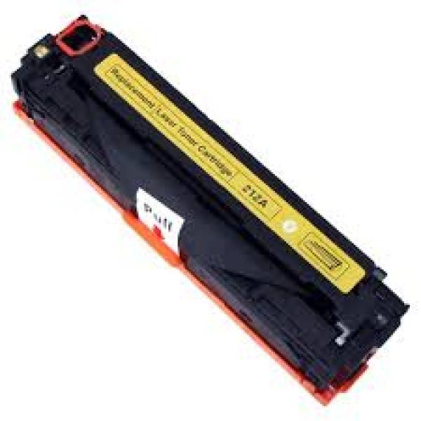 TONER 542/322/212A YELLOW COMPATIVEL - CP1215/1515/1518/CM1312/CM1415 MFT/CP1525  /PRO 200 COLOR M251/M276