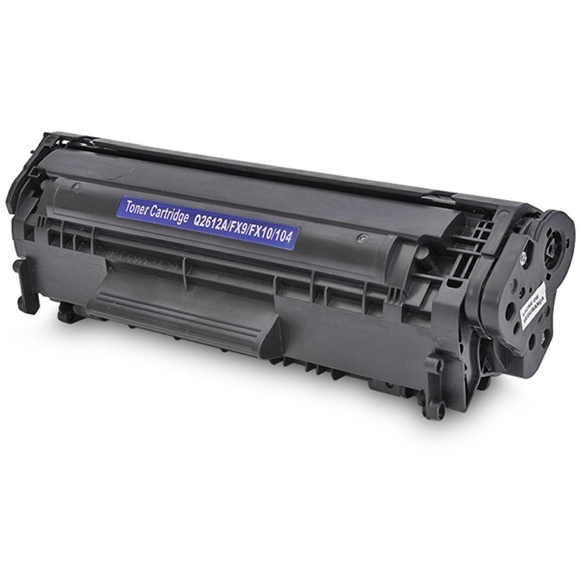 Toner Compatível P/ HP Q2612a Q2612 2612a 2612 12a