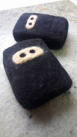 Coleção Ninja Soap
